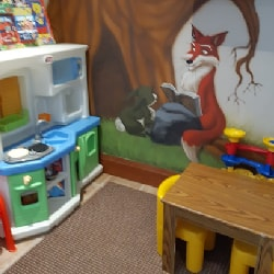 office, play area